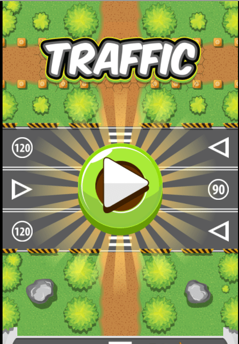 New Game Alert – Traffic!