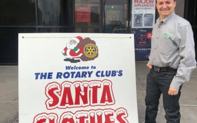 Socrates is supporting Las Vegas Rotary Club