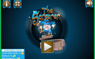 Try the newest game in Socrates – Sorcerer Chain